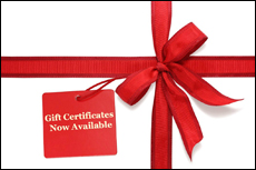 Gift Certificates Available For Body Balance Massage